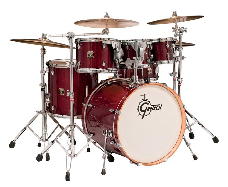 Gretsch Drums Catalina Maple Shell Pack 5 Pc W 22 Quot Kick