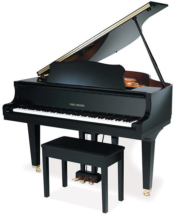 Cable Nelson CN151 Acoustic Grand Piano image 1