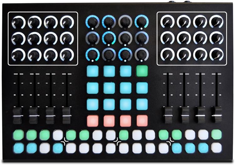 Livid CNTRL:R - USB/MIDI Control Surface image 1
