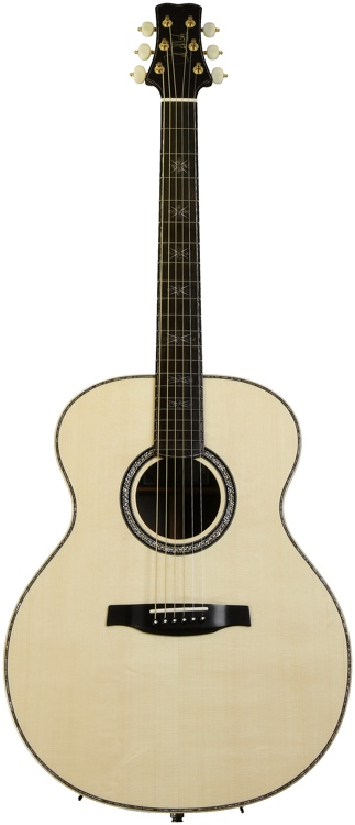 PRS Collection Series V Grand Acoustic - Brazillian Rosewood, V A image 1