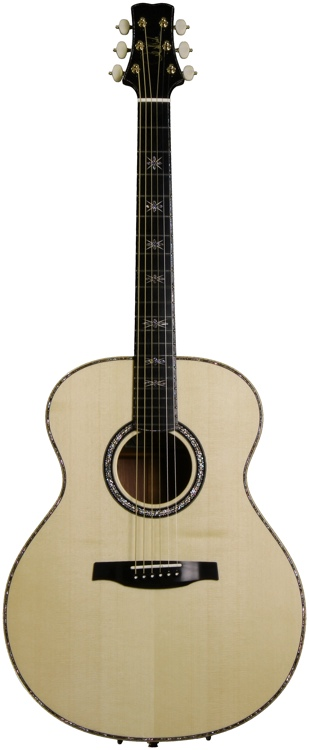 PRS Collection Series IV Grand Acoustic - IV A image 1