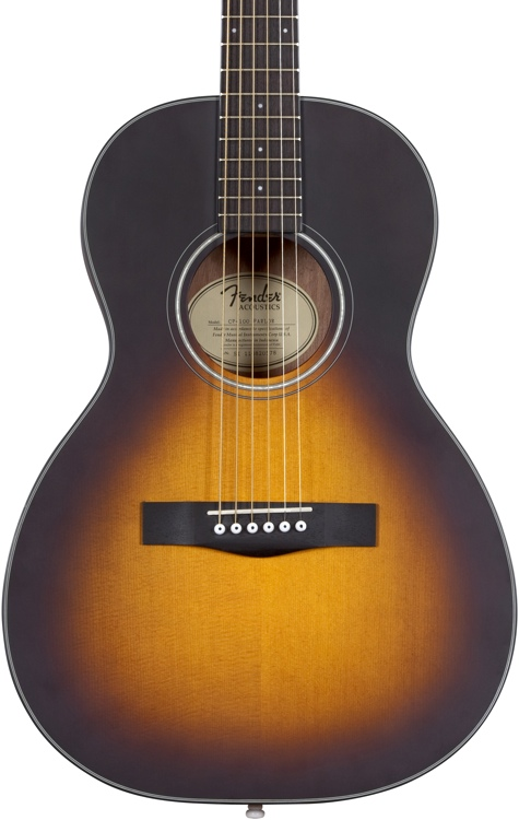 Fender CP-100 Parlor Guitar image 1