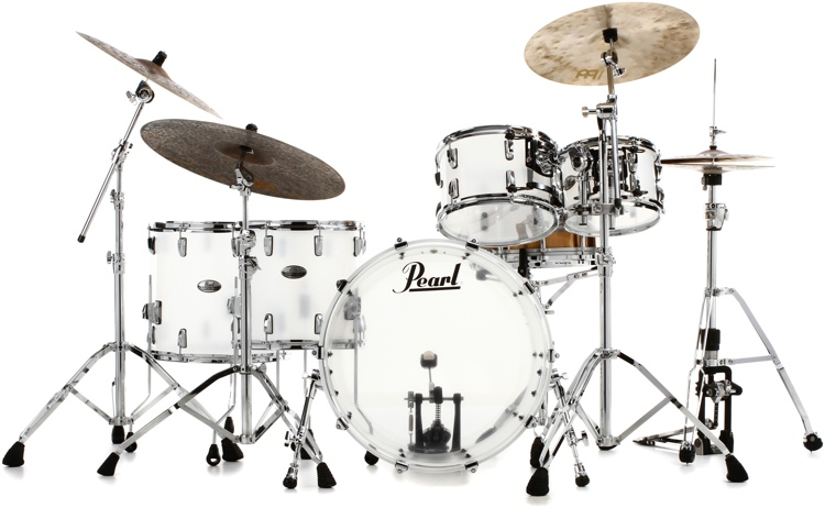 Pearl Crystal Beat Shell Pack 5-pc - Frosted Finish image 1