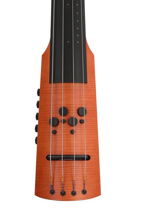 NS Design CR4M Upright Bass - Amber image 1
