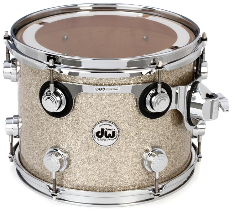 DW Collector\'s Series Finishply Mounted Tom - Maple - 9
