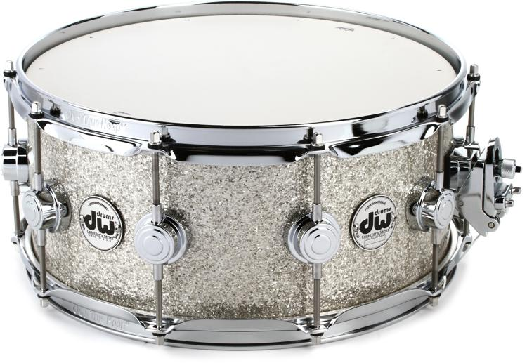 DW Collector\'s Series Finish Ply Snare - 6