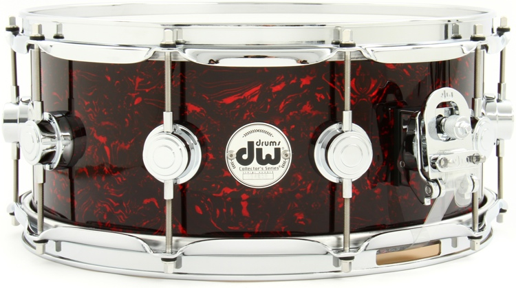 DW Collector\'s Series Finish Ply Series Snare - 6