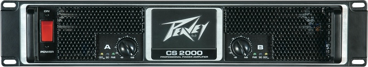 Peavey CS 2000 image 1