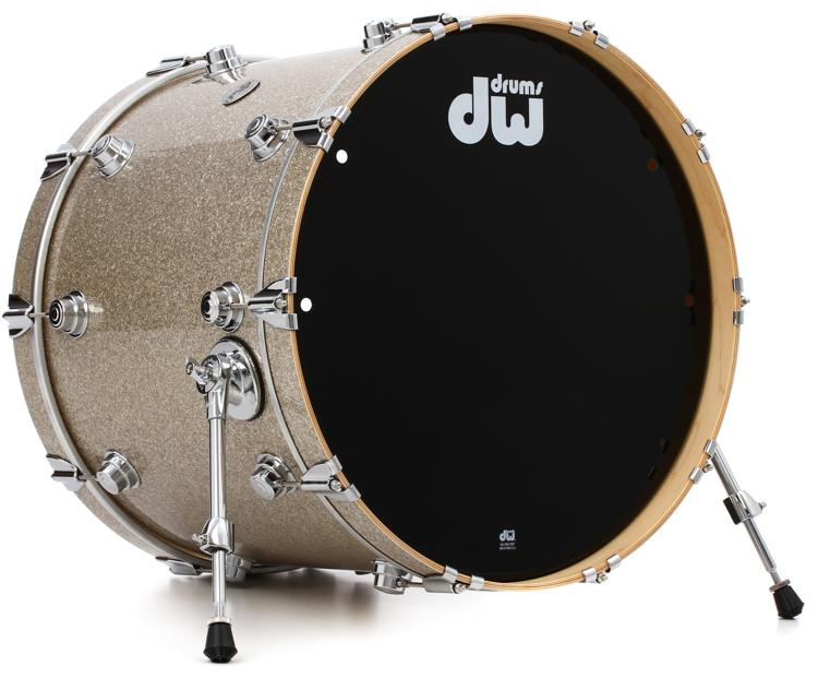 DW Collector\'s Series FinishPly Bass Drum - 18