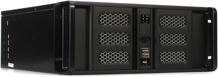 Sweetwater Custom Computing CS450 4u Professional Audio and Video Production Workstation image 1