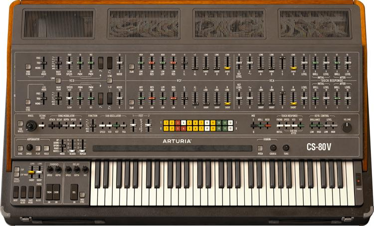 Arturia CS-80 V image 1