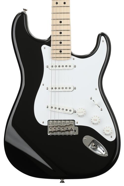 Fender Custom Shop Eric Clapton Signature Stratocaster - Black image 1