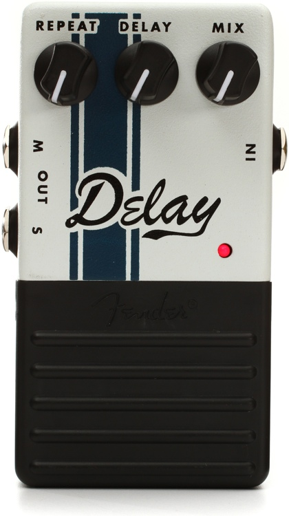 Fender Competition Delay Pedal image 1