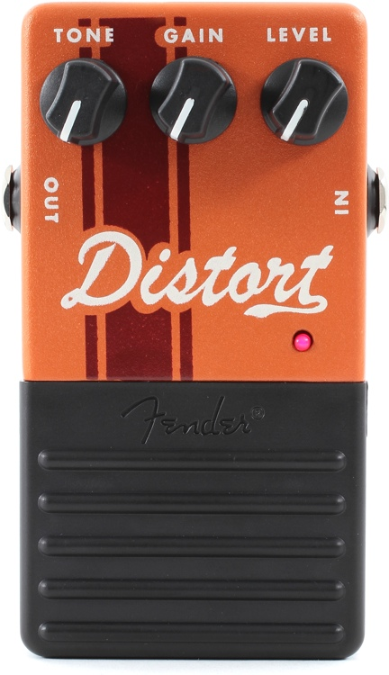 Fender Competition Distortion Pedal image 1