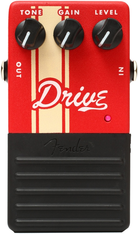 Fender Competition Drive Pedal image 1