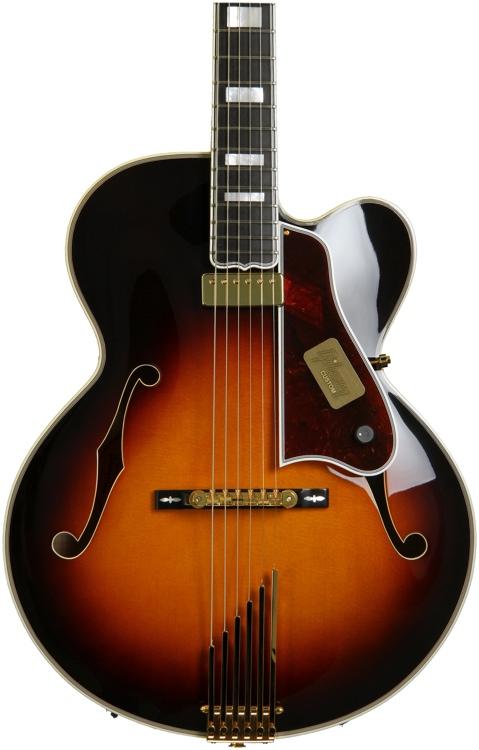 Gibson Custom Lee Ritenour L-5 - Sunburst image 1