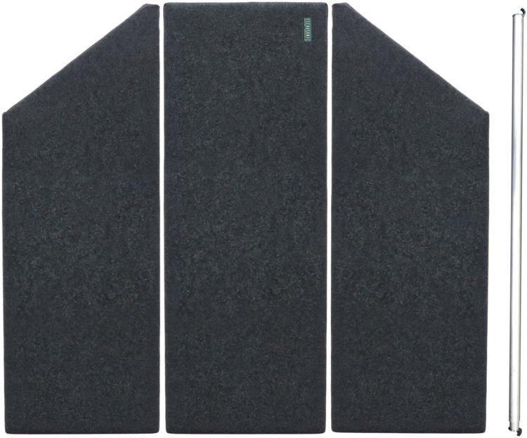 ClearSonic LidPac 5-3D - Dark Gray image 1