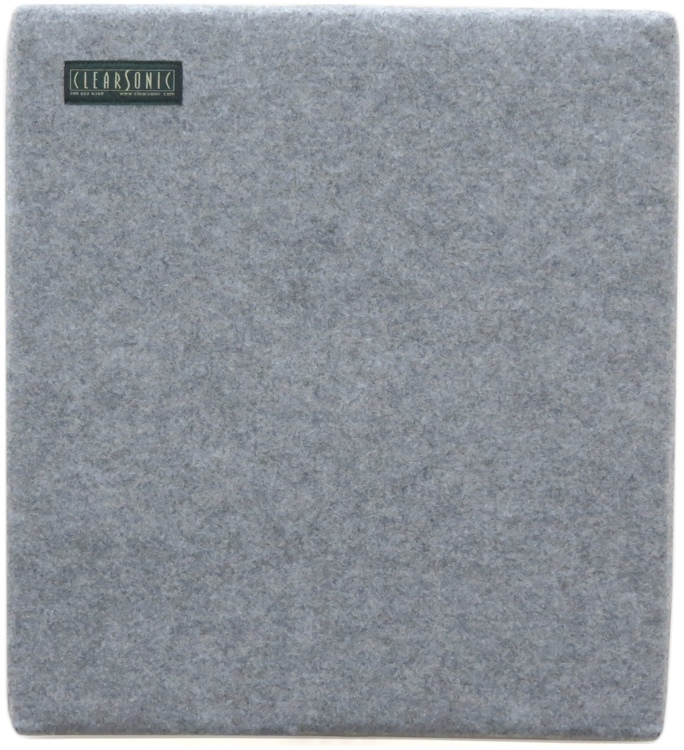 ClearSonic S2L, Light Gray SORBER (1) Panel - 24