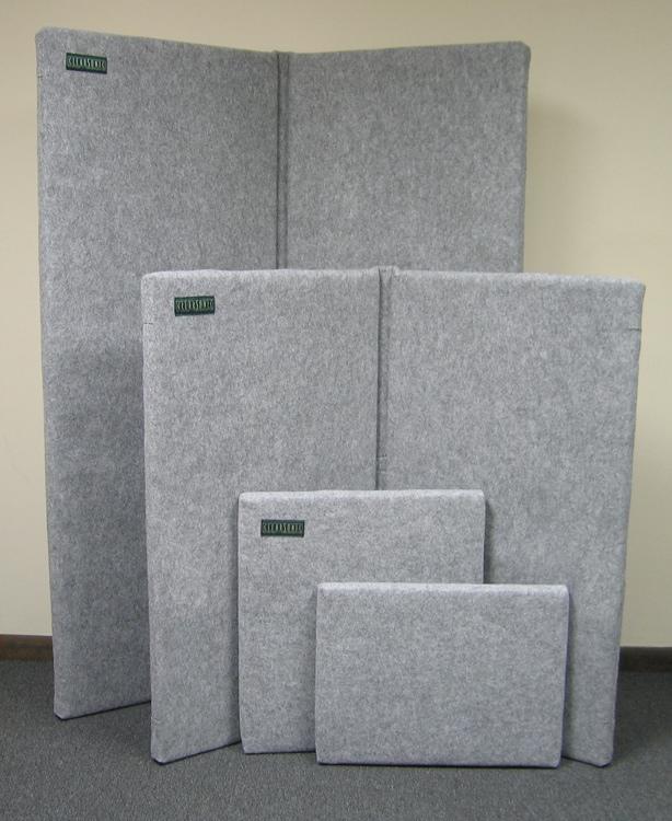 ClearSonic S4-2L, Light Gray SORBER (2) Panels - 44