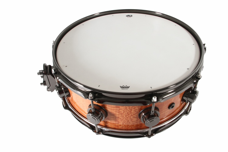 DW Collector\'s Series 5x14 Snare - Sycamore Exotic image 1