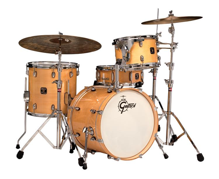 Gretsch Drums Catalina Club Jazz - Gloss Natural image 1