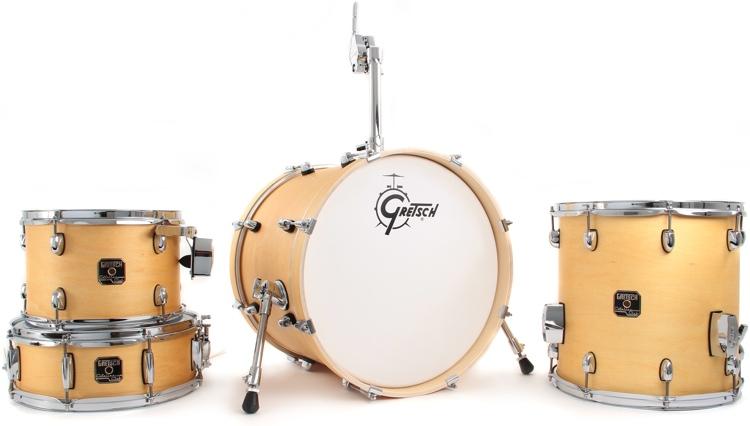 Gretsch Drums Catalina Club Jazz - Satin Natural image 1