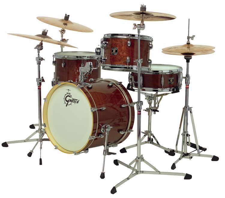 Gretsch Drums Catalina Club Jazz - Walnut Glaze image 1