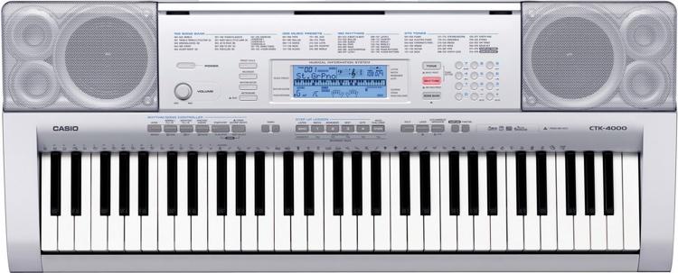 Casio CTK-4000 image 1