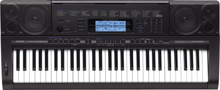 Casio CTK-5000 image 1