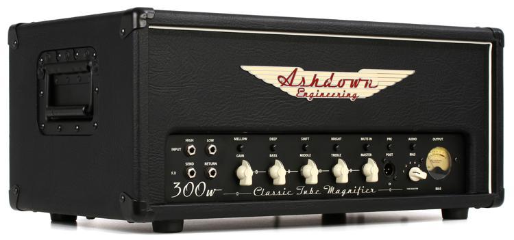 Ashdown CTM-300 300-Watt Tube Bass Head image 1