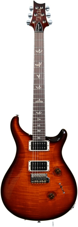 PRS Custom 24 - Smoked Orange image 1