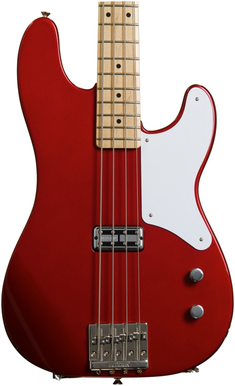 Fender Cabronita Precision Bass - Candy Apple Red  image 1