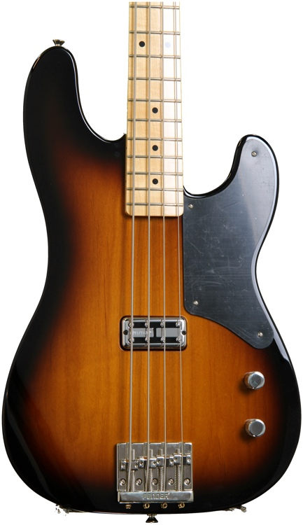 Fender Cabronita Precision Bass - 2-Color Sunburst image 1