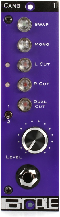 Purple Audio Cans II image 1