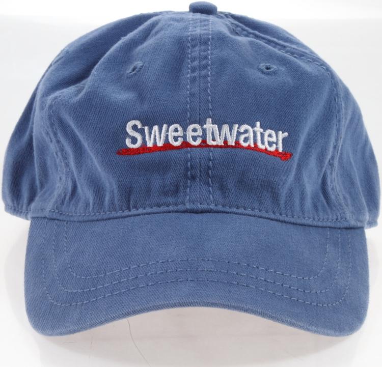 Sweetwater Low-profile Logo Cap - Maritime Blue image 1