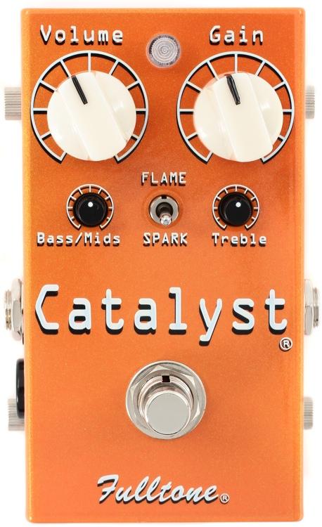 Fulltone CT-1 Catalyst Fuzz/Boost/Overdrive image 1