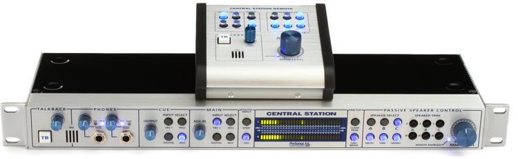 PreSonus Central Station Plus image 1