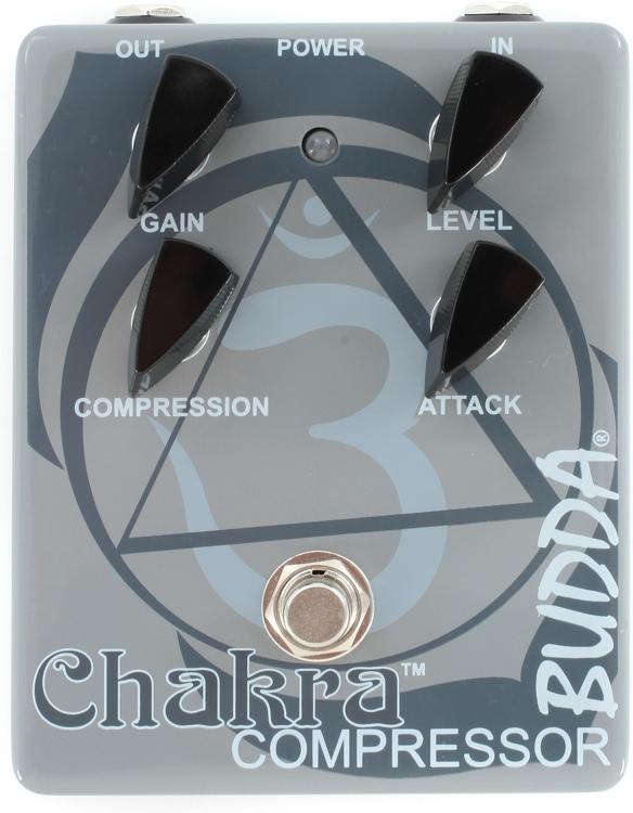 Budda Chakra Compressor Pedal image 1