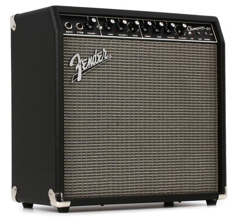 Fender Champion 40 - 40-watt 1x12