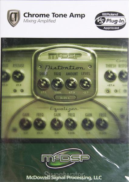 Roland McDSP Chrome Tone Amp VS image 1