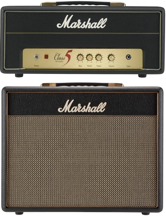 Marshall Class5 Head and C110 Cabinet image 1