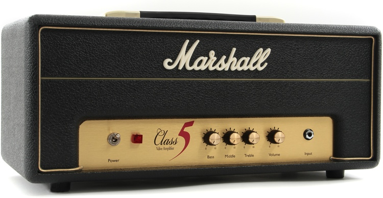 Marshall Class5 5 Watt Tube Head - 5 Watt Head image 1