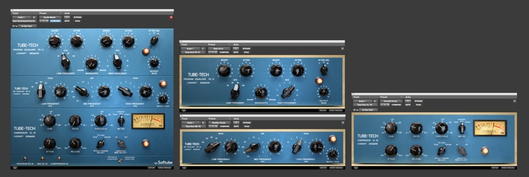 Softube Tube-Tech Classic Channel Plug-in Bundle image 1