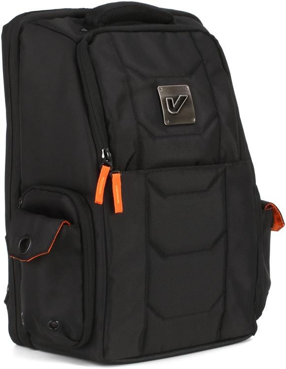 Gruv Gear Club Bag - Classic Black/Orange image 1