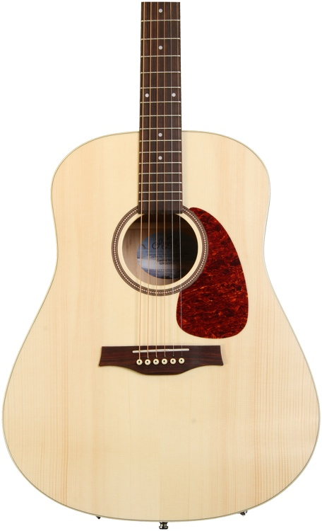 Seagull Guitars Coastline S6 Spruce - Natural image 1