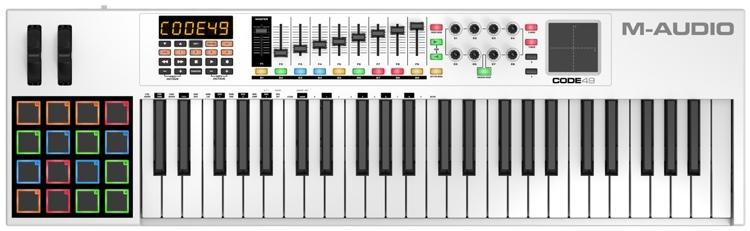 M-Audio Code 49 Keyboard Controller image 1