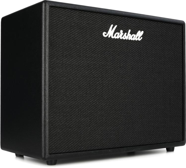 marshall code 50 50 watt 1x12 digital combo amp sweetwater. Black Bedroom Furniture Sets. Home Design Ideas