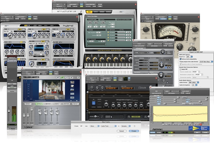Avid Complete Production Toolkit - Download image 1