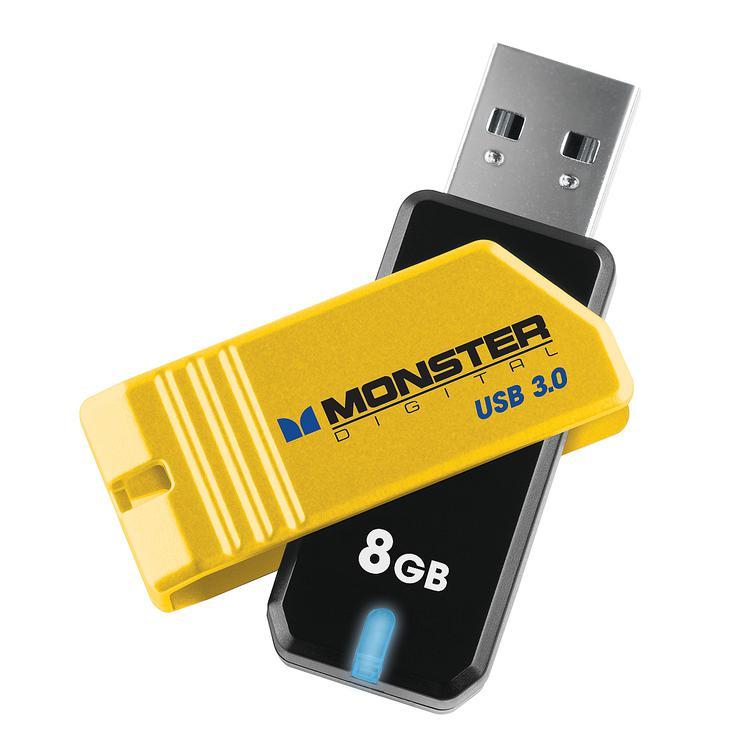 Monster Digital Coppa 3.0 - 8 GB image 1