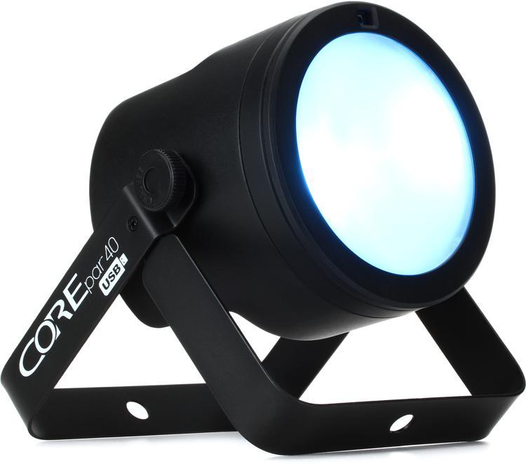Chauvet DJ COREpar 40 USB 40W RGB COB Par image 1